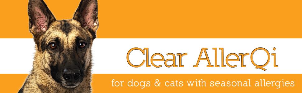 dog seasonal allergies, seasonal allergy support for dogs, pet allergy support