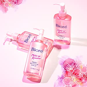 biore japanese makeup removing jelly cleanser