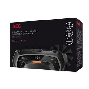 AEG ARK2 Kit de accesorios para el aspirador robot AEG RX9: Amazon ...
