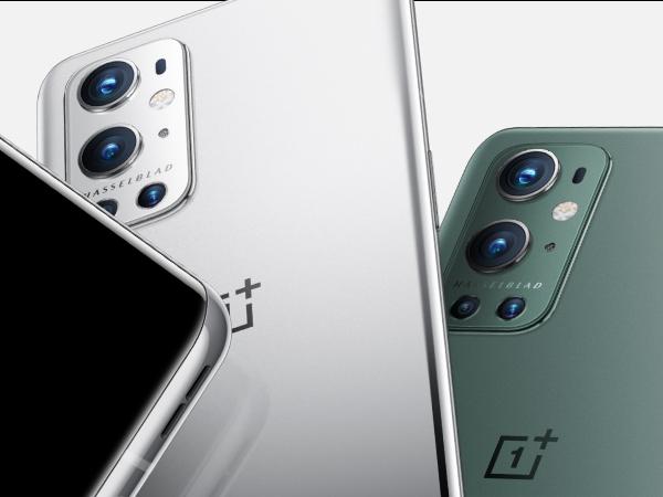 OnePlus 9 Pro Design