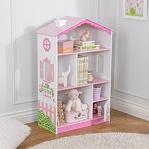 casa delle bambole in legno cameretta bambina