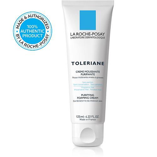 Amazon La Roche Posay Toleriane Purifying Foaming Cream