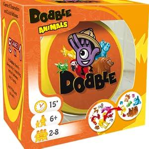 Dobble Animals Box