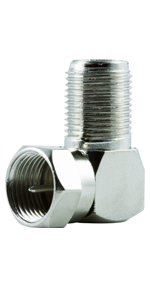 GE Right Angle Coaxial Cable Adapter