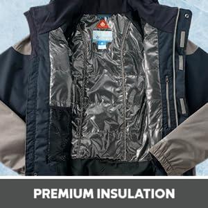 premium insulation