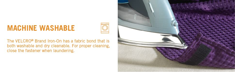 Amazon Com Velcro Brand For Fabrics Iron On Tape For