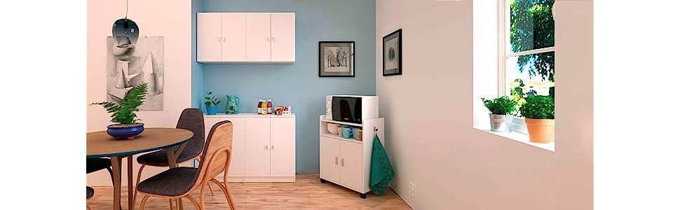 muebles para garajes; muebles de cocina; multiusos; hogar; cocina; garaje; trastero; alacenas