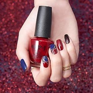 OPI Nail Lacquer Red Nail Polish Nude Nail Polish Gift Sets Nail Colors