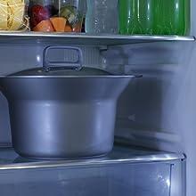 frigo duraceramic