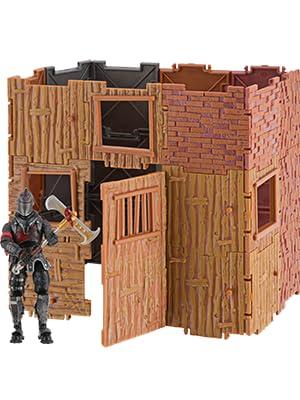 Nuovo di Zecca * Fortnite 1 x 1 Builder set con Cavaliere Nero