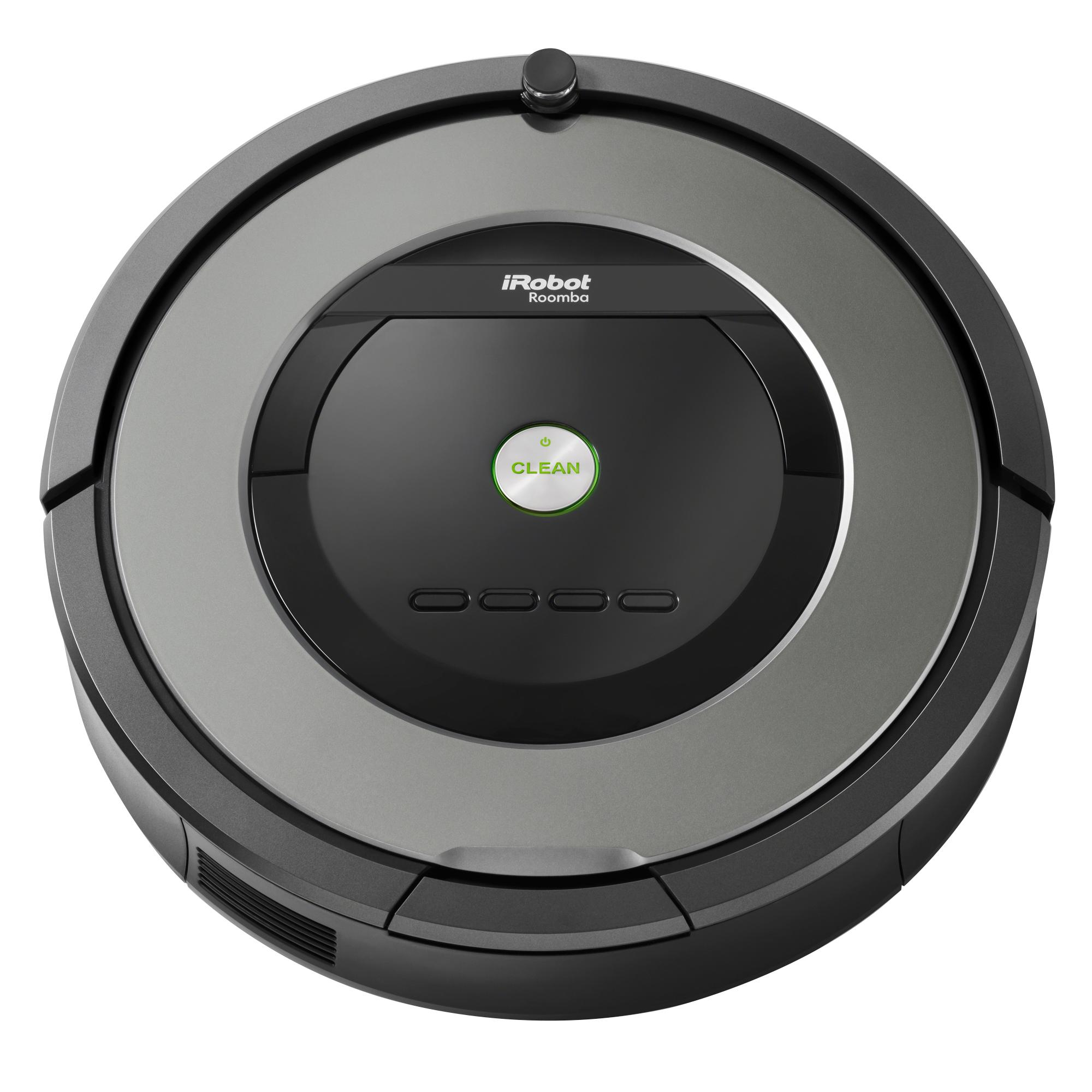 robotic bin cleaner power release robot review smart of contains gadgeteer vacuum bumper function button floor dust ilife the and top