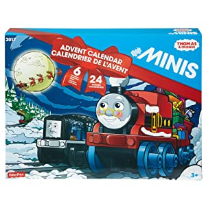 Fisher-Price Thomas & Friends MINIS, 2018 Advent Calendar