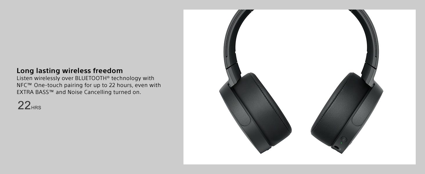Amazon.com: Sony XB950N1 Extra Bass Wireless Noise