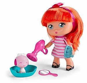 Amazon.es: Barriguitas - Minimuñeca con Mascota, Pack A (Famosa 700014251): Juguetes y juegos