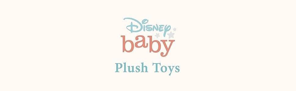 Disney Baby Plush Toys