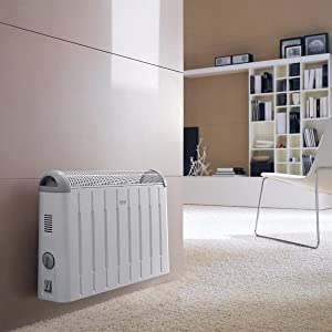 wall mountable heater