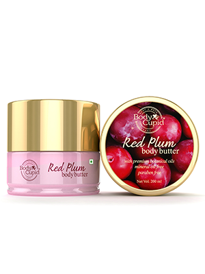 BODY CUPID RED PLUM BODY BUTTER