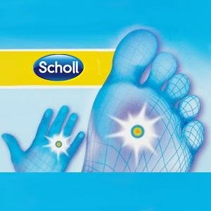 Scholl, Tratamiento Stop Verrugas Comunes y Plantares, por método ...