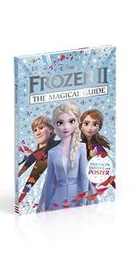 Frozen 2, Frozen II, Anna, Elsa, Frozen Magical Guide