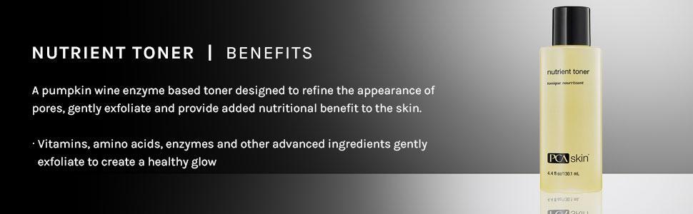 Amazon.com: PCA SKIN Nutrient Toner, Tónico con ...