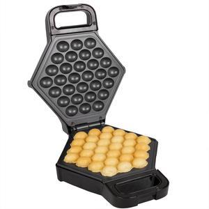 CucinaPro Bubble Hon Kong Egg Waffle Maker Electric Waffler Pancake Crepe