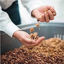 artisan, natural, non gmo, california, gluten free, vegan