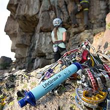 LifeStraw - Filtro personal de agua, Azul: Amazon.es: Deportes y ...