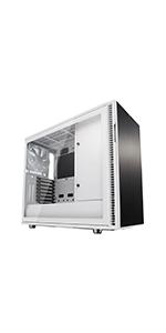 Fractal Design Defien R6 White