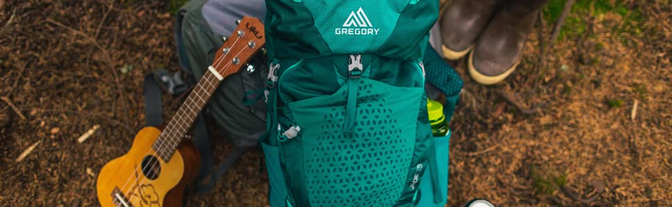 Jade Backpacking Pack