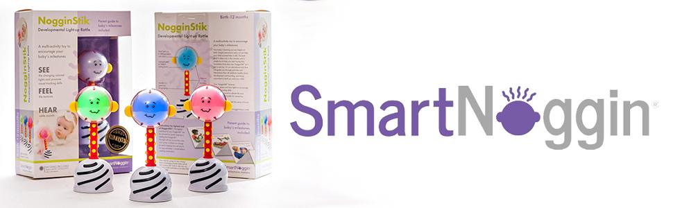Smartnoggin Smart Rattle