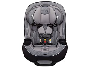 Grow and Go All-in-one Convertible Car Seat, rear-facing, 5 point harness, forward-facing, booster