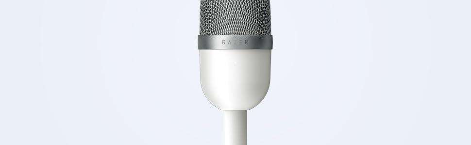 מיקרופון Razer Seiren Mini Microphone Mercury