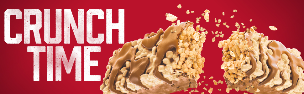 BSN - PROTEIN CRISP - PROTEIN PACKED BAR - CRUNCH TIME