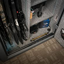 gun safe, gun accessories, gun vault, gun vault humidity control, firearm protection, gun rack