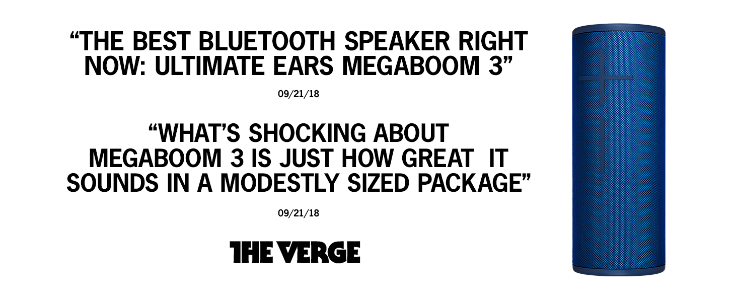 MEGABOOM 3