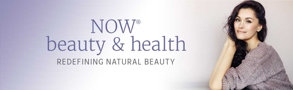 NOW, Personal Care, Health, Natural, Organic, Wellness