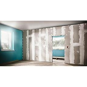 Wolfcraft 4014000 Cortadora de placas de yeso, plata, 90 cm: Amazon.es: Bricolaje y herramientas