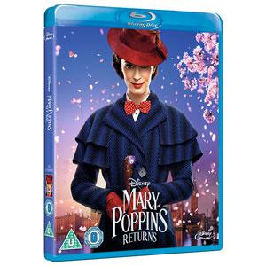 disney dvd; mary poppins; family film; childrens film; childrens dvd; best film 2018; dvd 2018; dvd