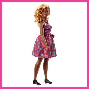 19acdaae7b1 Barbie DVX79 Fashionistas Zig and Zag Curvy Doll: Amazon.co.uk: Toys ...