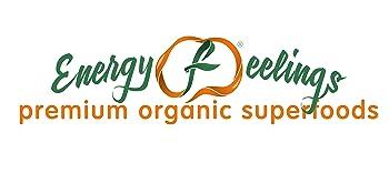 Energy Feelings Organic Aminopower Ecológico 70% de Proteínas con Sabor Chocolate, XXL - 1000 gr