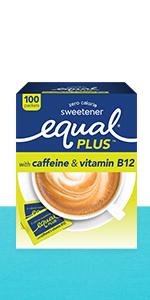 Equal Plus Sweetener box