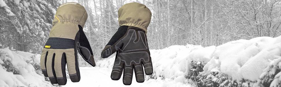 Youngstown Glove 11-3460-60-L Waterproof Winter XT 200