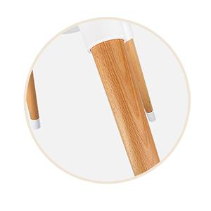 Trona star ibaby duo. Estructura de madera