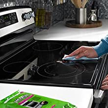 Amazon.com: Affresh w10539770 Cooktop Cleaning Wipes: Home ...