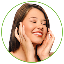 Helps remove dead skin cells from skin