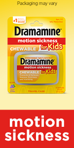 Dramamine Motion Sickness and Nausea