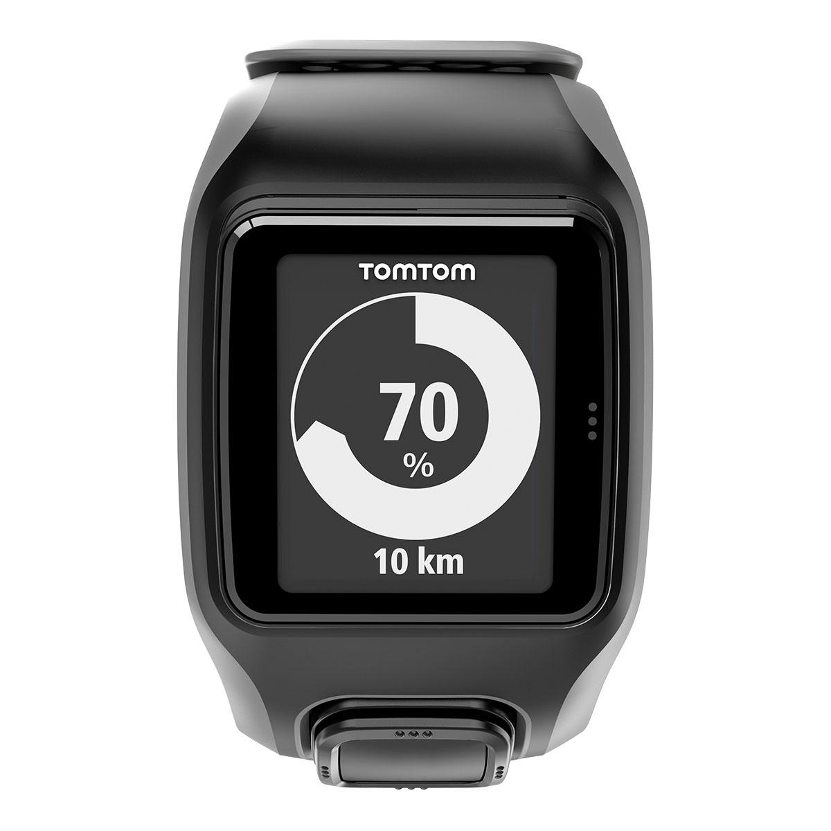 TomTom 1RS0.001.00 Multi-Sport GPS Watch - Grey