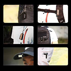 nitecore, tip2, keychain light, flashlight, bright flashlight, led, best flashlight, horse