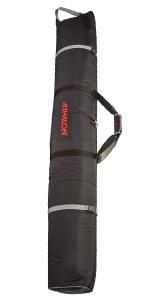 ski bag, double ski bag, ski bag padded, double ski bag padded