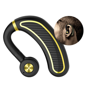 Xmate Edge Bluetooth Headset for High Definition Hands-Free Calls with Bluetooth 4.1 Earphone